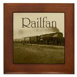 Railfan Apparel