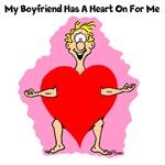 Gift for Girlfriend, Valentine for Girl Friend, I
