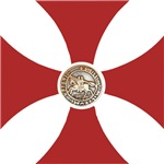 Templar Cross & Seal