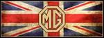 MG Union Jack