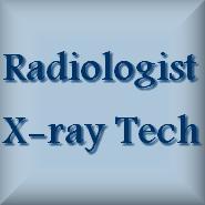 Radiologist X-ray Tech T-shirts