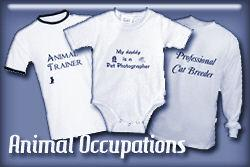Animal Breeder and Trainer T-shirts and Gifts