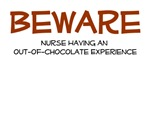 Nurse Out of Chocolate