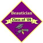 Beautician Graduate 2009