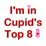 I'm in Cupid's Top 8