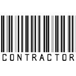 Contractor Bar Code