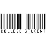 College Student Bar Code