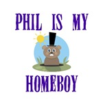 Phil is My Homeboy