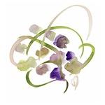 Atom Flowers #19