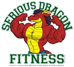 Serious Red Dragon
