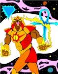 Ra, Cosmic Hero