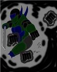 Zambo, Dimensional Ninja