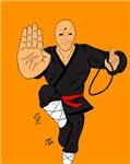 Dark Shaolin Monk