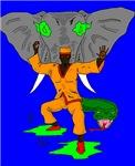 African Hero