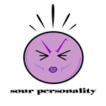 Sour Personality