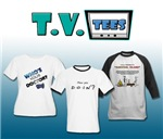 T.V. Show Themed Designs