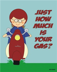 How Much Is Your Gas?