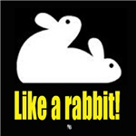 Like a RABBIT!