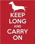 Keep Long and Carry On