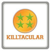 Killtacular Tees