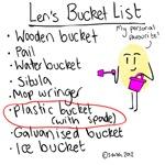 Len's Bucket List
