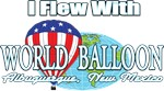 I flew with World Balloon!