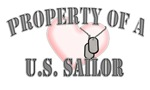 Property Of A Sailor