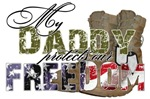 My Daddy Protects Our Freedom