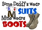 My Daddy Wears Boots