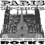 Paris France Rocks