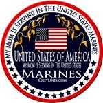 Marine Corps Mom