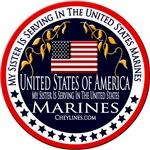Marinie Corps Sister