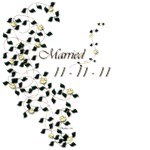 Anniversary Married 11-11-11