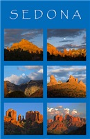 Sedona Poster Collages