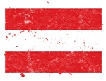 Austrian Flag (Punk)