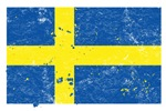 Swedish Flag (Punk)