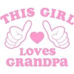 This Girl Loves Grandpa