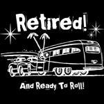 Retro Trailer Retired WHT