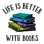 Life's Better With Books