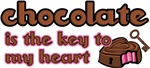 Chocolate is the Key