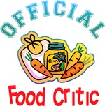 Official Food Critic
