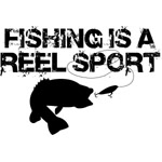 Fishing Is A Reel Sport