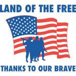 Thanks To Our Brave