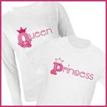 Queen & Princess Matching Sets