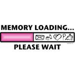 Memory Loading Gal