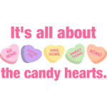 Candy Hearts II