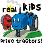 Real Kids Drive Tractors