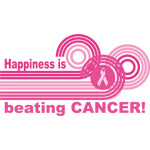 Happiness Is Beating Cancer