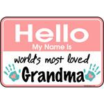 Hello Loved Grandma