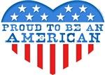 Proud American Heart